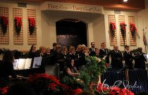 Anchor Christmas Cantata 2016