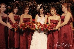 bridesmaidswflowers